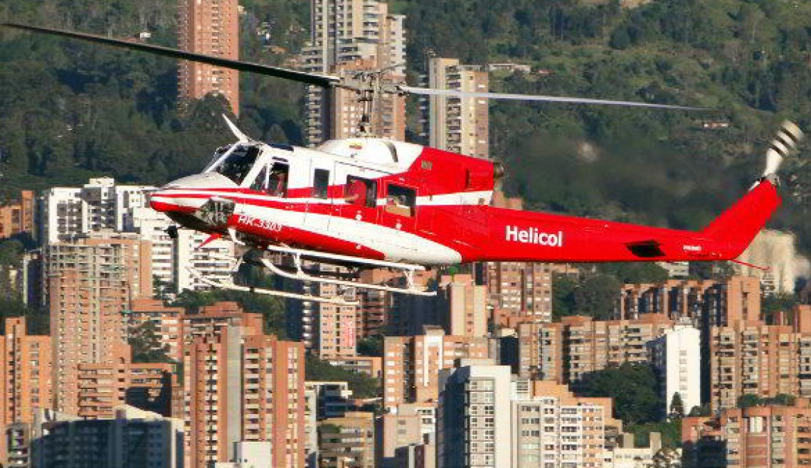 bell 212 helicol