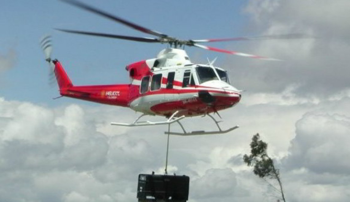 bell 412 helicol